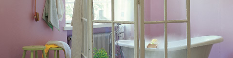 Instructions - Wet and damp interior spaces