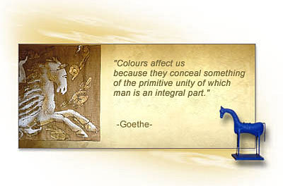 About colours - Goethe
